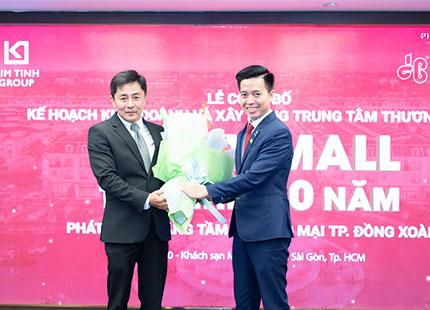 Lễ công bố kế hoạch kinh doanh và xây dựng TTTM Lucky Mall, tầm nhìn 10 năm phát triển nâng tầm thương mại TP. Đồng Xoài