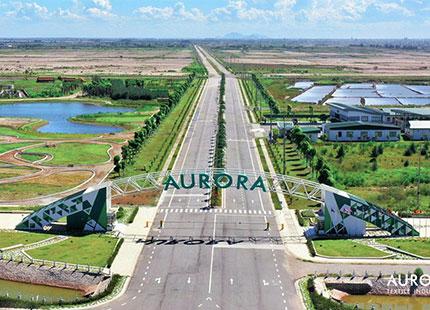 Khu Công Nghiệp Dệt May Rạng Đông – Aurora IP: Đón sóng sản xuất xanh toàn cầu