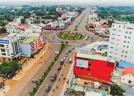 Bình Phước trở thành điểm nóng thu hút dòng vốn đầu tư trong năm 2021