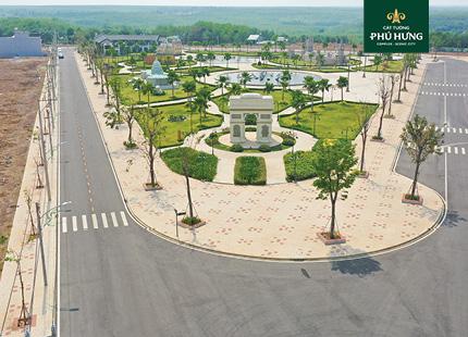 Cát Tường Phú Hưng giữ vững vị thế 'tâm điểm' nhờ giá trị nội tại bền vững
