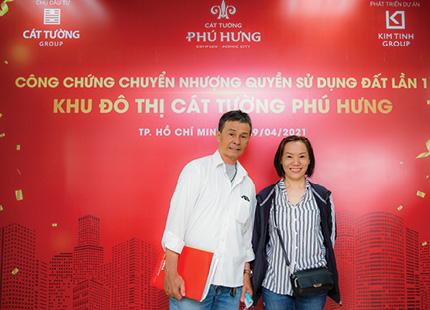 Gần 800 hợp đồng chuyển nhượng QSDĐ thuộc Cát Tường Phú Hưng được công chứng thành công