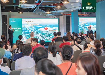 Cát Tường Phú Hưng: Sức hút từ những giá trị thực