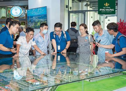 Cộng hưởng nhiều thế mạnh, Cát Tường Phú Hưng tăng sức hút