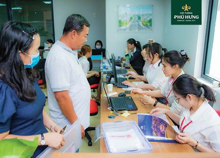 Cơ hội trúng ôtô và kim cương tại dự án Cát Tường Phú Hưng