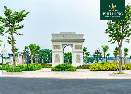 Bất động sản tích hợp tạo sức bật cho Cát Tường Phú Hưng